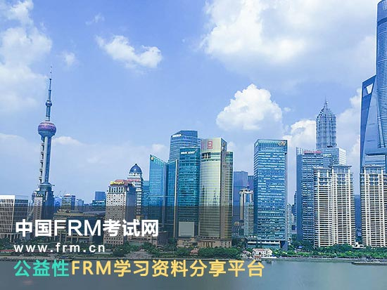 FRM复习题