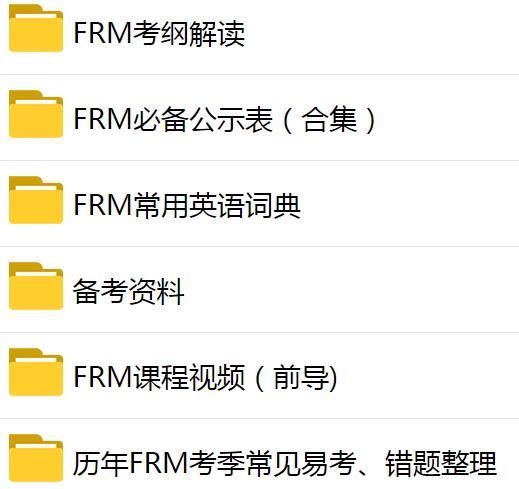 FRM真题哪有?FRM真题资源!